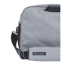NEW Travis Mathew Tag Messenger Bag! Laptop Notebook Tote Briefcase Sleeve Grey!