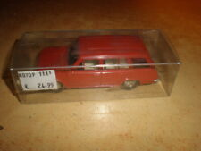 Lada 1/43 made in USSR  Lada 2102  brownred      without box