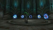 WoW Mage Tower Artifact Appearance Boost Unobtainable In BFA HOT
