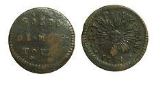 pci3195) Mantova CARLO VI D'AUSTRIA (1707-1740) - 1 Soldo 1734