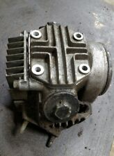 1981 HONDA PASSPORT C70 C 70 VALVE AND CYLINDER HEAD ASSEMBLY WITH VALVE COVER