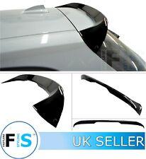 BMW 1 SERIES F20 M PERFORMANCE BOOT ROOF SPOILER LIP GLOSS BLACK OEM FIT