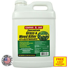 Compare-N-Save Concentrate Grass and Weed Killer 41-Percent Glyphosate 2.5Gallon