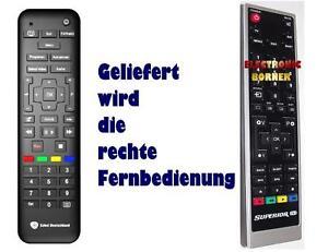 Ersatz Fernbedienung für Samsung SMT-C7200 RC2634201/01B Kabel Deutschland