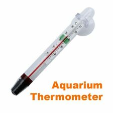 Fish Tank Aquarium Thermometer Decoration Decor Supplies Tools