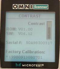 Fluke Microtest Omniscanner Firmware Upgrade 6.12