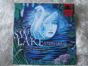 Tchaikovsky's - SWAN LAKE  -A Fairytale in Words and Music SUPERB AUDIO SOUND CD
