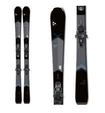 New Fischer My Aspire Skis MY 9 GW SLR bindings 150cm downhill alpine mountain