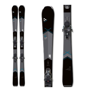 New Fischer My Aspire alpine women 150cm skis/bindings SLR all mountain downhill