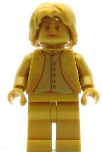 LEGO Harry Potter Minifigure Professor Severus Snape - Gold (Genuine)
