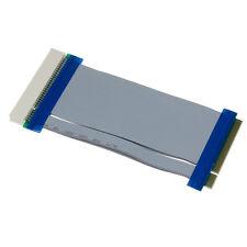 32 Bit Flexible PCI Riser Card Extender Flex Extension Ribbon Cable Extera Cable