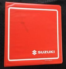 1999 2000 2001 SUZUKI 1300 GSX-1300R STREET BIKE MOTORCYCLE REPAIR MANUAL