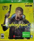 Cyberpunk 2077 Microsoft Xbox One XB1 Xbox Series X Brand New Sealed