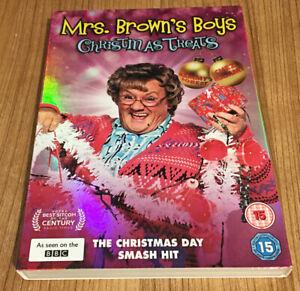 Mrs. Brown's Boys Christmas Treats DVD (2017) Brendan O'Carroll Cert 15 Region 2