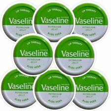 Original Vaseline Aloe Vera Lip Therapy Balm Petroleum Jelly 20g Pocket Medical