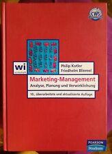 Marketing-Management*Analyse,Planung und Verwirklichung * 10. Auflage * 2006