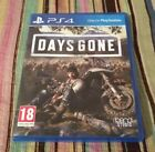 Days Gone PlayStation 4 PS4 Brand new Opened Never Used