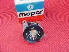1977 78 79 80 Chrysler LeBaron Dodge Diplomat NOS MoPar AMP GAUGE AMMETER