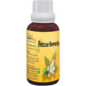 Bio India Bach Flower Rescue Remedy 100ml