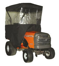 Husqvarna Standard 3-Sided Lawn Tractor Snow Cab Thrower Protection