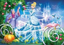 Kinder-Puzzle Cinderella, 60 Teile, Disney, Märchen, Aschenputtel, Clementoni