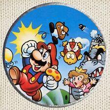 Super Mario Bros Patch Picture Embroidered NES Nintendo Luigi Koopa Princess