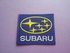 Subaru Patch Sew On or Iron On