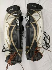 Reebok 9000 35 +2 Hockey Goalie Leg Pads