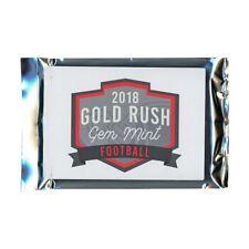 San Francisco 49ers 2018 Gold Rush Gem Mint Fball 1Pack Live Break #3!
