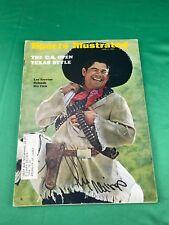 New listing 1969 Sports Illustrated * LEE TREVINO* Signed Magazine