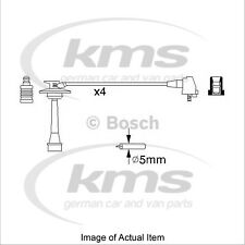 New Genuine BOSCH Ignition Lead Cable Kit 0 986 356 933 Top German Quality