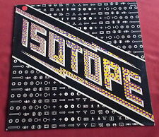ISOTOPE  LP IMPLOSIONS  ORIG  FR GULL