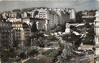 BR7012 Alger Le Boulevard Laferriere et le Monumont aux Morts  algeria