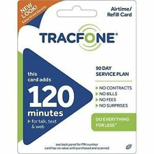 TracFone Phone Cards & Data Cards