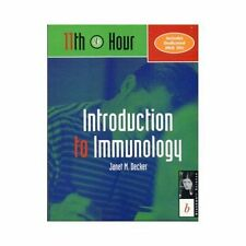 11th Hour: Introduction to Immunology (Eleventh Hour - Boston)