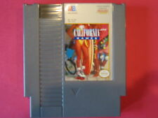 CALIFORNIA GAMES ORIGINAL CLASSIC NINTENDO GAME SYSTEM NES HQ