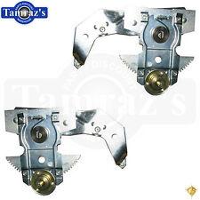 67-69 F Body Rear Quarter Window Regulator Crank Assembly  - PAIR