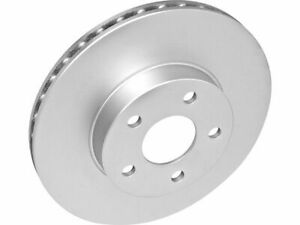 Front Bosch QuietCast Rotor Brake Rotor fits Mercedes S550 2007-2013 36YQMK