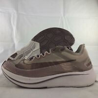 Nike NikeLab Zoom Fly SP Chicago Taupe Grey Obsidian AA3172-200 Men's 4-7.5