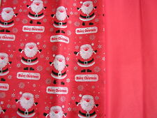 10 sheets christmas tissue wrapping paper ,red santas 50CMS X 70 CMS