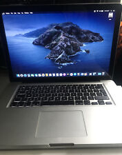 "Apple Macbook Pro 15"" 2012 Core i7 8GB / 16GB Ram / SSD  Logic Pro X Final Cut"