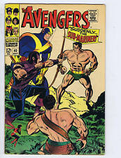 Avengers #40 Marvel 1967