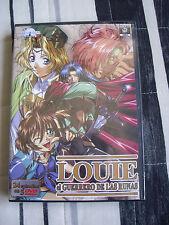 DVD - Anime - Louie El Guerrero de las Runas - Serie Completa - Nueva Precintada