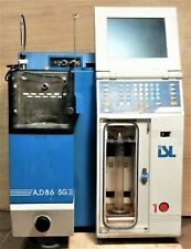 ISL AD86 5G Petroleum Distillation Analyzer with Spares and Accessories
