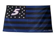 #5 Hendrick Motorsports Kasey Kahne/Kyle Larson Flag Racing Banner 3' x 5'