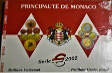 COFFRET BU MONACO 2002