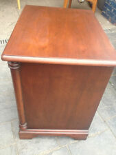 Mahogany Traditional Bedside Tables & Cabinets