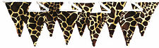 Animals Theme All Occasions Party Bunting