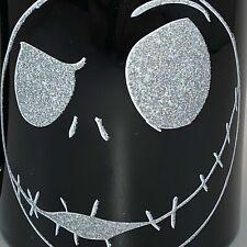 Walt Disney Nightmare Bfore Christmas Jack Glitter Skull 20oz Ceramic Coffee Mug