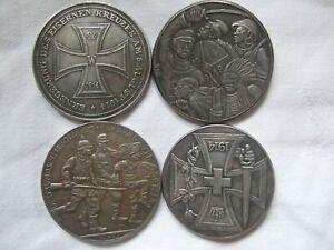 WW1 ERA 4 GERMAN  COLLECTORS COINS
